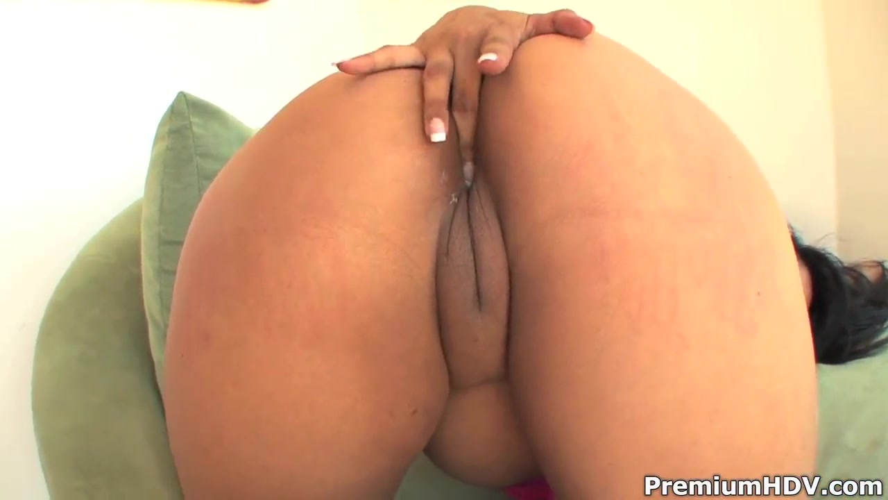 Big ass asian Kya Tropic takes on black monster cock