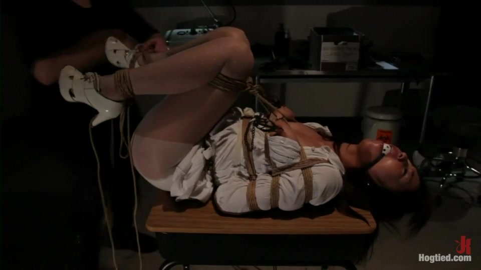 Predator Games - A HogTied BDSM Fantasy Feature Movie Starring Marica Hase