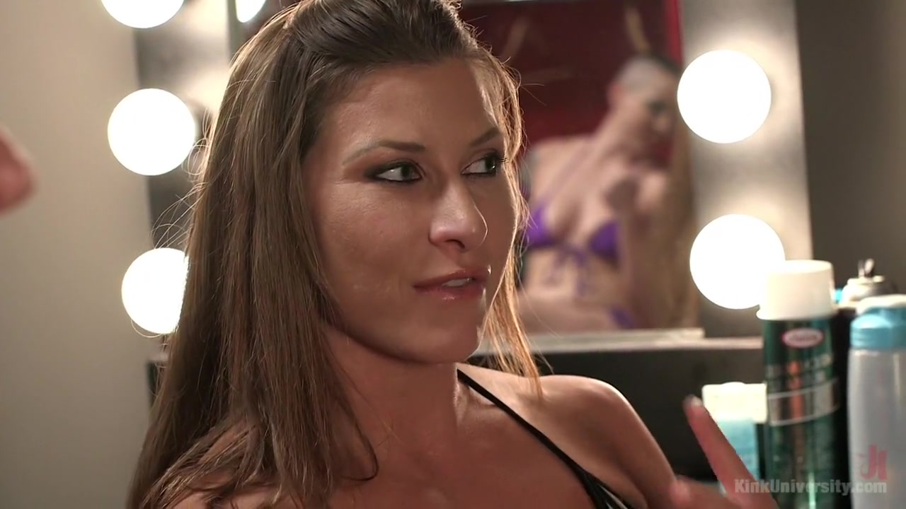 Exotic lesbian, bdsm sex clip with incredible pornstars Mistress Kara, Ariel X and Izamar Gutierrez from Kinkuniversity