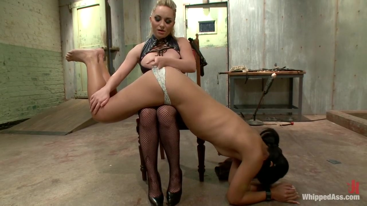 Horny asian, fetish xxx video with fabulous pornstars Aiden Starr and Yuki Mori from Whippedass