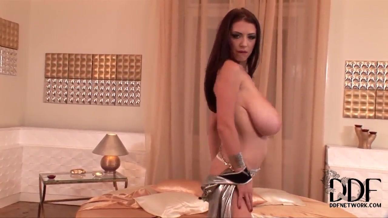 Stunning girl Merilyn Sekova is showing her boobs