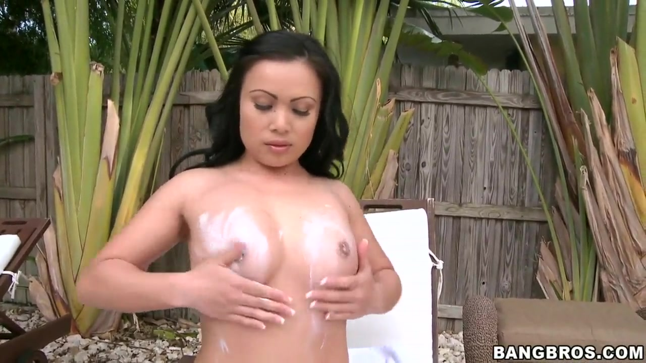 Asian milf Mya Luanna is the best cock sucker!
