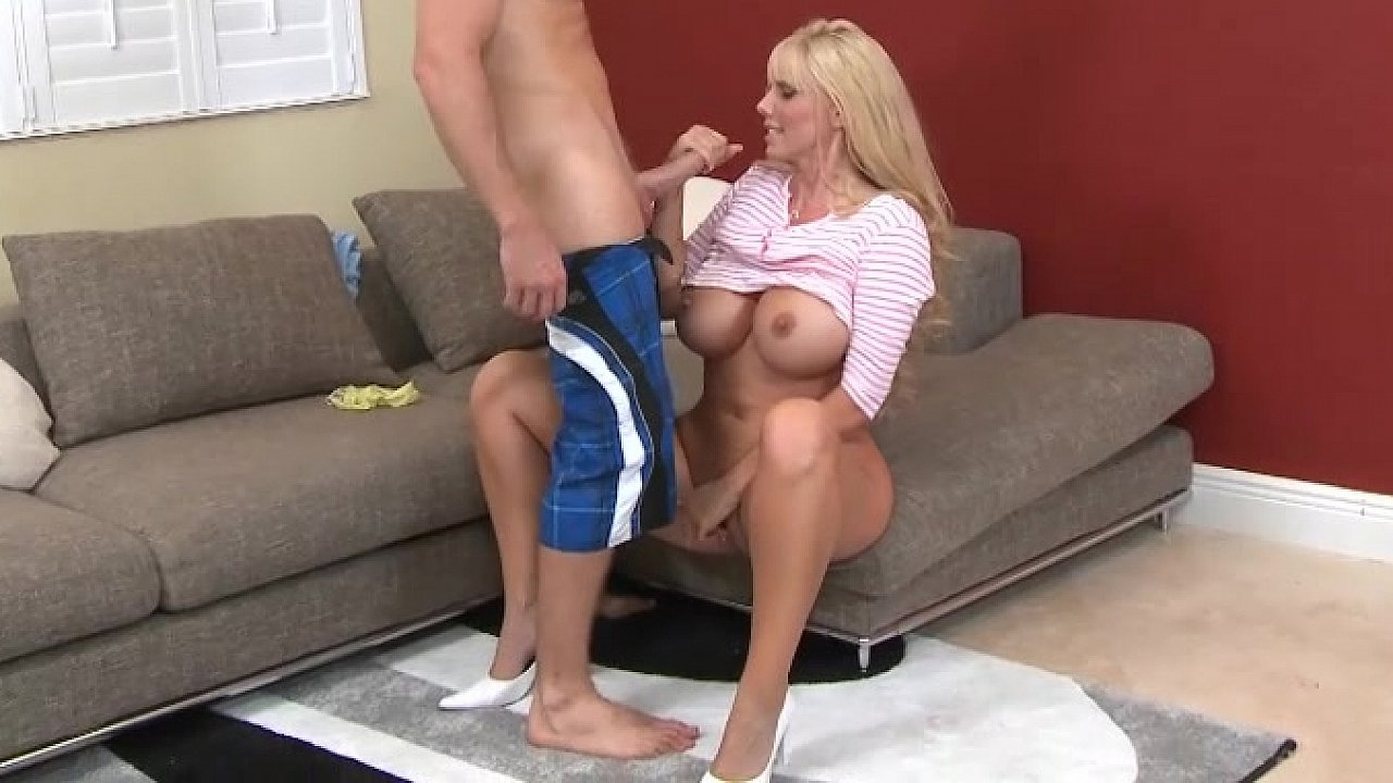 She wanted to try him out