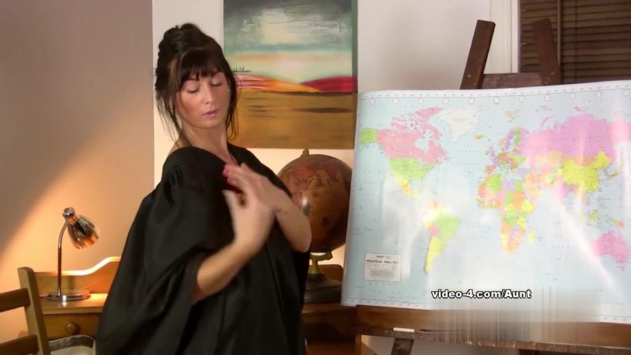 Incredible pornstar Lelani Tizzie in Horny MILF, Stockings adult clip