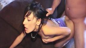 Crazy pornstar in horny cunnilingus, blowjob sex clip