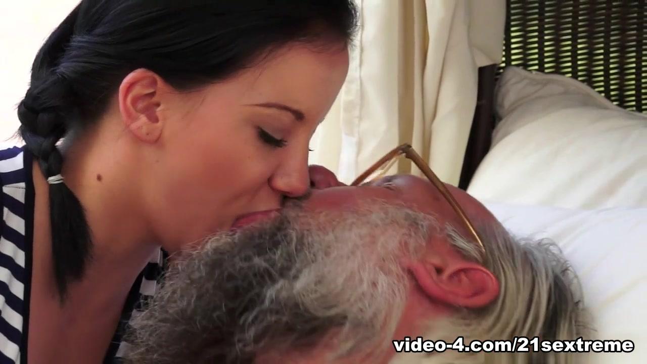 Crazy pornstars in Fabulous Brunette, Cunnilingus adult movie