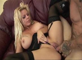 Crazy pornstar in fabulous big tits, tattoos porn movie